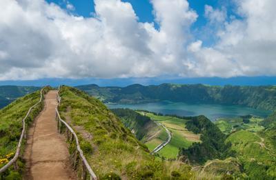 Azori-szigetek - Sao Miguel