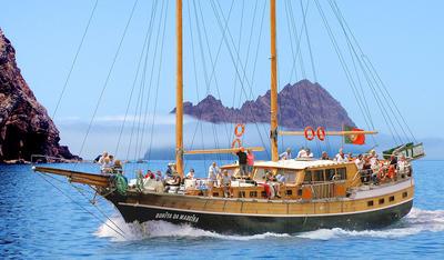 Madeira - Hajókirándulások