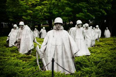 National Mall nemzeti park és a Vietnámi Veteránok Emlékműve