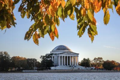 Jefferson Emlékmű és a Tidal medence