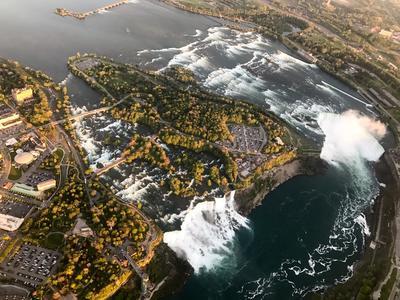 Niagara Vízesés - USA