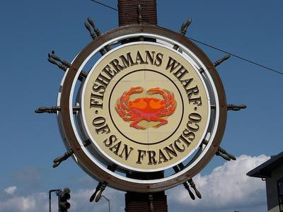 Fisherman's Wharf kikötője