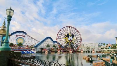 Disneyland and Resort - Los Angeles