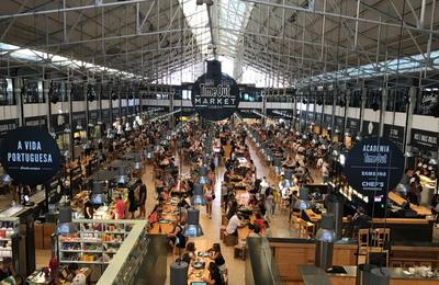 The Time Out Market Lisboa