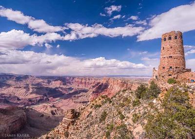 Desert View Kilátó