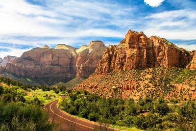 Las Vegas és a Grand Canyon