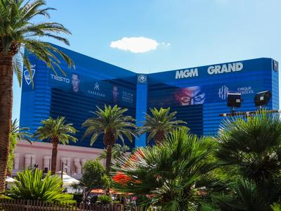 MGM Grand Hotel és CSI: The Experience