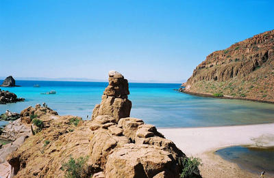Bahía Concepción öböl
