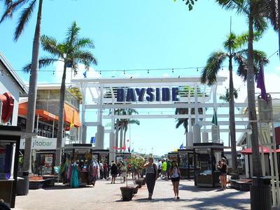 Bayside Piactér, Miami