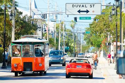 Duval utca, Key West