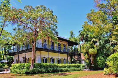 Ernest Hemingway Háza és Múzeum, Key West