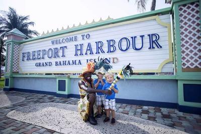 Freeport városa és a Grand Bahama sziget