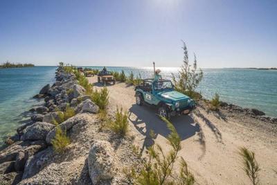 Jeep túra a sziget körül