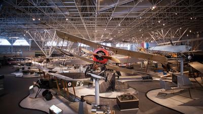 Kanadai Légiközlekedés és Űr Múzeum – Ottawa