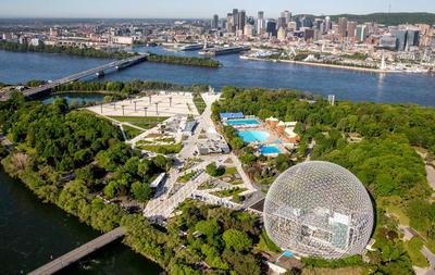 Jean Drapeau Park - Montreal