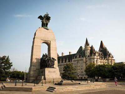 Nemzeti Háborús emlékmű – Ottawa