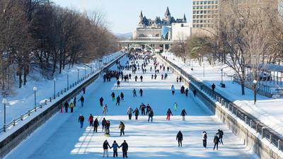 Rideau csatorna – Ottawa