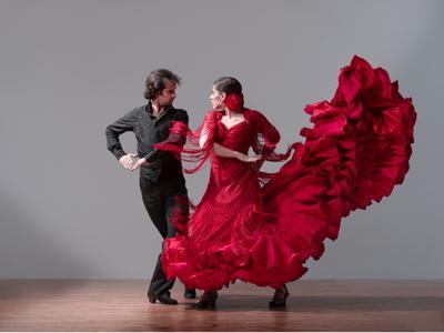 Flamenco est