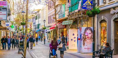 Shoppingolás - Gibraltár