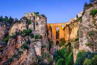 Puente Nuevo híd - Ronda