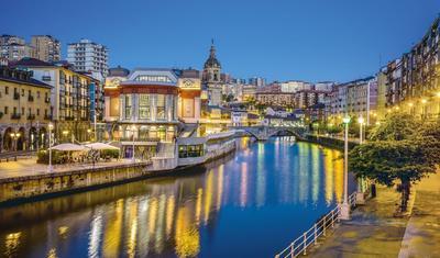 Bilbao városa