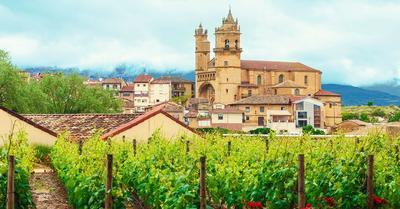 La Rioja borvidék
