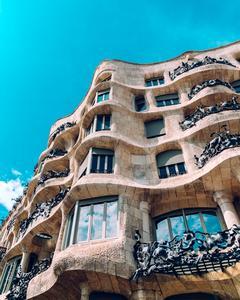 Gaudi emlékei
