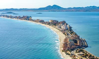 Murcia környéke és Mar Menor