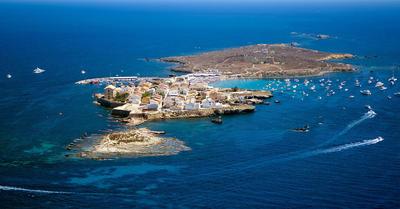 Hajókirándulás Alicantéból - Tabarca-sziget