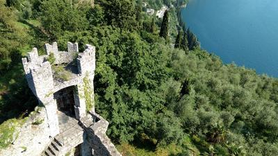 Madár reptetés a Castello di Vezioban