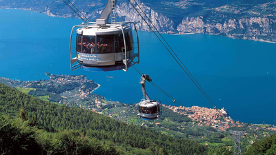 Kirándulás Monte Baldo-ra libegővel - Garda-tó
