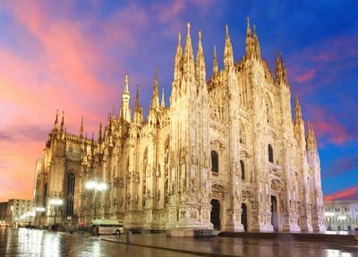 A milánói Dóm és a Centro Storico