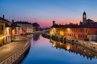 Milánó és Tóvidék