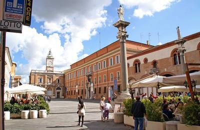 Ravenna - Piazza del Duomo